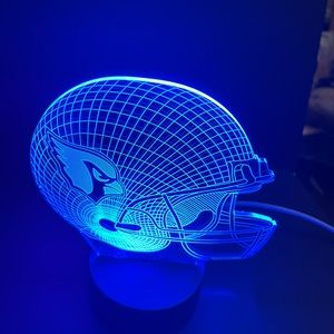Arizona Cardinals football team LED night light